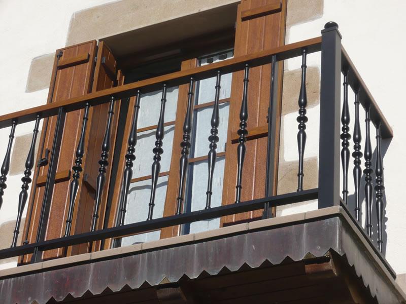 Trabajos realizados barandillas y escaleras de aluminio - Barandilla de aluminio ...